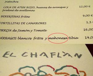 El Chaflan